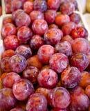 Série 03 de stalle de fruits Photographie stock
