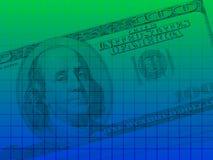 Série 2 do dólar americano Imagem de Stock