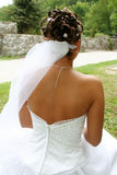 Série 29 de mariage. Attente photo stock