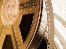 Série 8 de bobine de film Photographie stock libre de droits