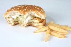 Série 9 do fast food imagem de stock royalty free