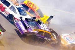 Série Aarons de cuvette de NASCAR Sprint le 26 avril 499 Photo libre de droits