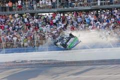 Série Aarons de cuvette de NASCAR Sprint le 26 avril 499 images libres de droits