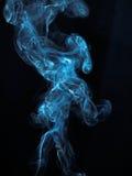 Série abstraite 08 de fumée Image libre de droits