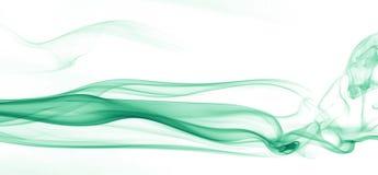 Série abstraite 09 de fumée Images stock