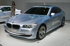 Série ActiveHybrid do conceito 5 de BMW imagem de stock