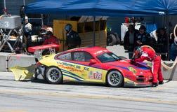 Série americana Monterey de Le Mans Foto de Stock Royalty Free