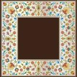 Série artística vinte e sete do teste padrão do otomano Fotografia de Stock