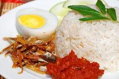 Série asiática 02 da culinária fotografia de stock royalty free