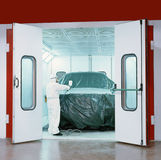 Série automobile de peinture Images stock