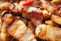 Série chinoise de nourriture Photographie stock libre de droits