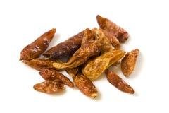 Série d'épice - s/poivron secs Images stock