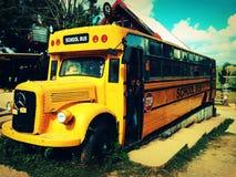 Série d'autobus scolaire - 1 Photographie stock