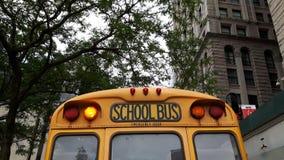 Série d'autobus scolaire - 1 Photo stock