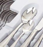 Série d'images des articles de cuisine. Images libres de droits