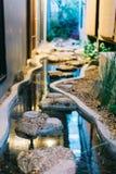 Série d'Onsen Photographie stock libre de droits