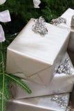 Série da árvore de Natal imagem de stock