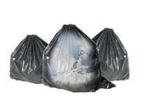 Série da ecologia - lixo Foto de Stock Royalty Free