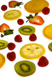 Série da fruta Fotografia de Stock Royalty Free