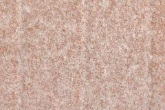 Série da textura - cristais da neve no bloco vermelho 4 do pátio Imagem de Stock Royalty Free