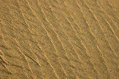 Série da textura da areia Imagens de Stock