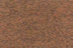 Série da textura - grande luz e parede de tijolo escura Imagens de Stock Royalty Free