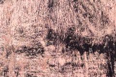 Série da textura - Rusty Scratched Painted Metal Foto de Stock