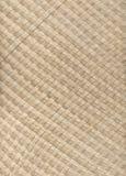 Série da textura - teste padrão do Weave Fotos de Stock Royalty Free
