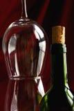 Série da vida do vinho foto de stock