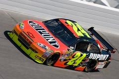 Série Daytona 500 do copo de Jeff Gordon NASCAR Sprint foto de stock