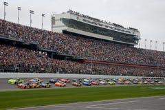 Série Daytona 500 do copo de NASCAR Sprint Imagem de Stock