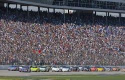 Série de âmbito nacional O'Reilly de NASCAR 300 abril 4 Fotos de Stock