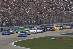 Série de âmbito nacional O'Reilly de NASCAR 300 abril 4 Imagem de Stock Royalty Free