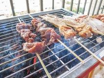 Série de barbecue Images stock