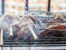 Série de barbecue Images libres de droits