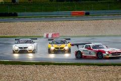 Série de Blancpain GT Fotos de Stock