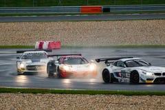 Série de Blancpain GT Fotografia de Stock
