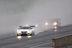 Série de Blancpain GT Foto de Stock Royalty Free