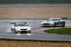 Série de Blancpain GT Imagem de Stock Royalty Free