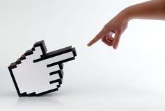 Série de commerce électronique : souffle essentiel Photo libre de droits