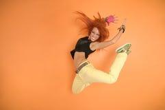 Série de danse Photographie stock