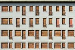 Série de fenêtres Image stock