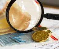 Série de finances photos libres de droits