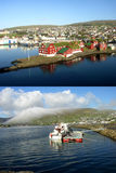 Série de Islândia. Vista surpreendente Imagens de Stock