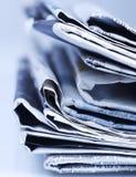 Série de journaux photos libres de droits