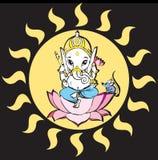 Série de l'Inde - Ganesh Photo stock