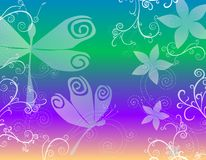 Série de libellule : Crépuscule 3 Images libres de droits