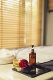 Série de massage Photo libre de droits