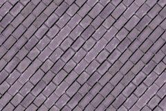 Série de mur de briques de Panno de conception urbaine de site Web de fond de substrat réglé sans fin diagonal de base de pierres photos stock