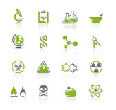 Série de // Natura de la Science Photos libres de droits